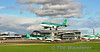 Aer Lingus EI-DVG lands at DUB with EI607 from Amsterdam. Sun 20.10.13