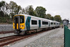 After reversing in the Check Siding , 2611 + 2612 arrives into Killarney Station with the 1105 Tralee - Mallow. An amended timetable was in operation on this date which required an extra train to operate the service. Sat 12.10.13