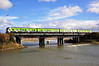 29016 crosses Laytown Viaduct with the 1315 Pearse - Drogheda Commuter service. Sun 20.10.13