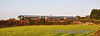 22052 at Killinure, near Monastervin with the 1520 Cork - Heuston. Mon 14.10.13