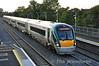 22038 passes Kildare with the 1552 Laois Train Care - Heuston. Mon 14.10.13