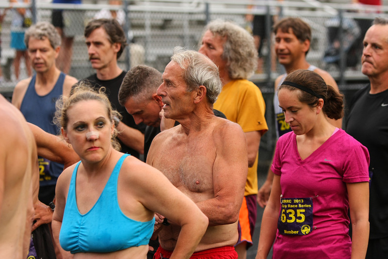 Midsummer Night's Mile 2013 - Photo by Ken Trombatore