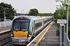 22039 1125 Heuston - Galway passes Monastervin. Sat 28.09.13