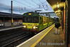 8106 1955 Bray - Howth arrives at Killiney. Tues 10.09.13
