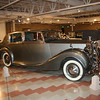 1948 RR Silver Wraith Freestone & Webb - The only RR in the museum.  It did seem kinda out of place in this collection.