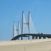 Bridge leaving Savannah