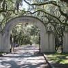 Wormslow Plantation entrance