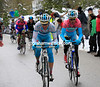 Tanel Kangert has pulled Nibali away from the favourites group...