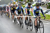 Green Edge regain control of the race, with O'Grady and Bewley leading a gentle pursuit...