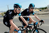Chris Froome and Bradley Wiggins discuss Oman in February and the Tour in July, that's almost five months away..!