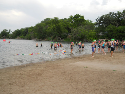 2013 El Dorado Lake Triathlon