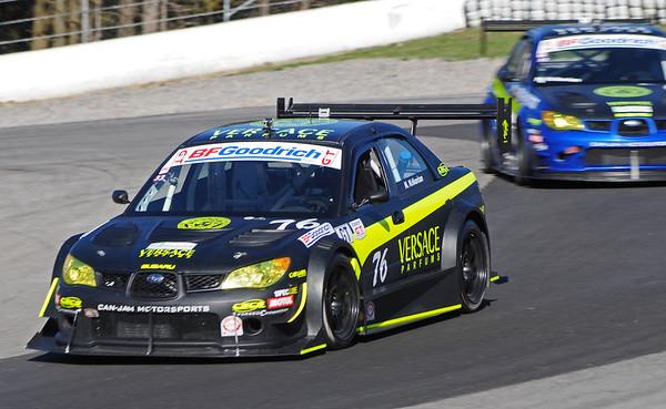 GT Challenge BEMC STR 2013