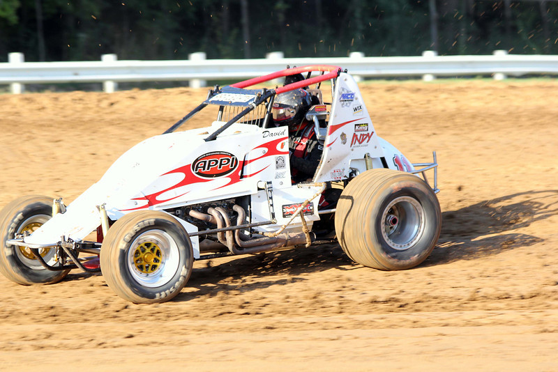 August 24, 2013 - Sprints and Modifieds