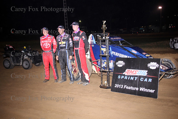 July 18 - USAC Indiana Sprint Week