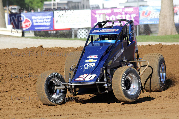 June 13, 2013 - Sprints and Modifieds