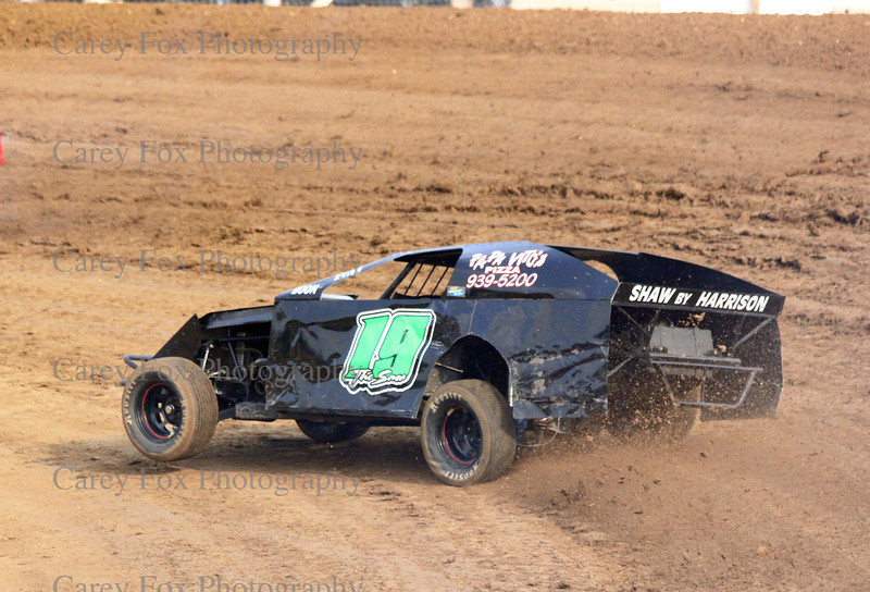 June 8, 2013 - Sprints and Modifieds