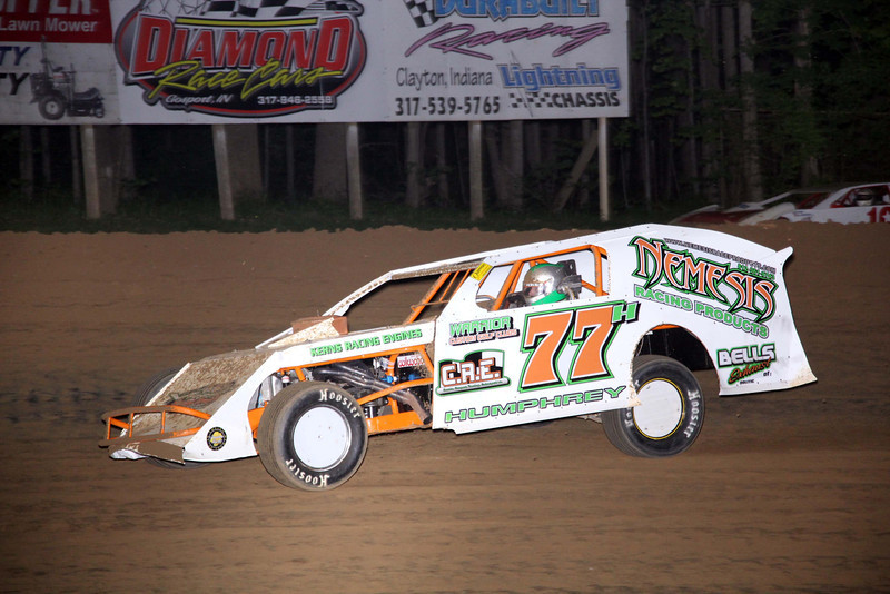 May 18, 2013 - Sprints and modifieds