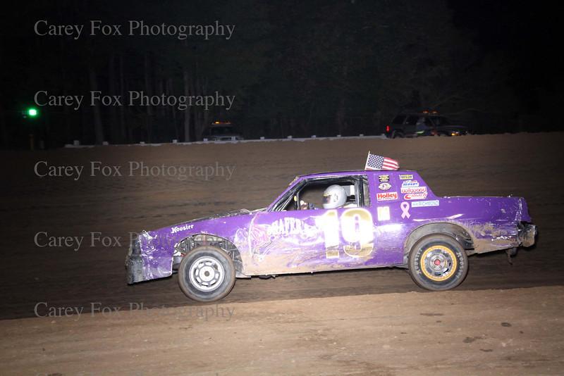 September 28, 2013 - Mechanics and Powder Puff races