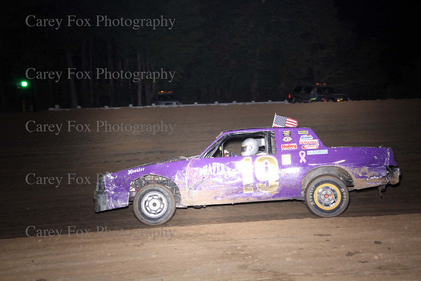 September 28, 2013 - Mechanics and Powder Puff races