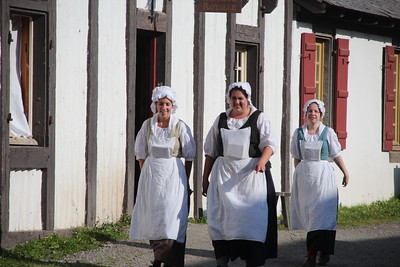 2013 At Fortress Louisbourg at event