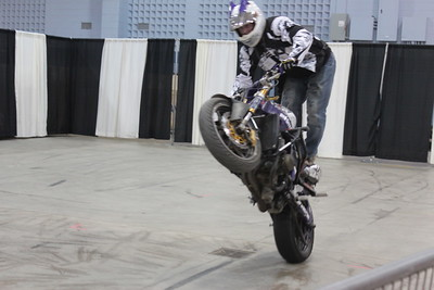2013 The Motorcycle Show - Moncton