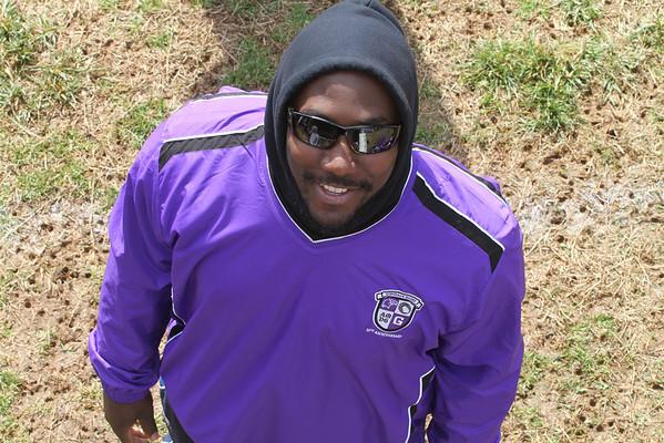 Varsity Purple vs.Charlotte Tigers 3/3/13