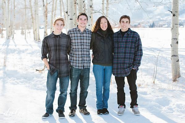 Maddux Family