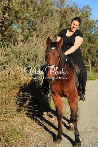 Bibra Lake Horse and Pony Club - July 2013