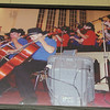 Photo on the wall at this venue of Saline Fiddlers performing at Nardin Park Church July 18, 2007.  That is the year the Saline Fiddlers went to California!