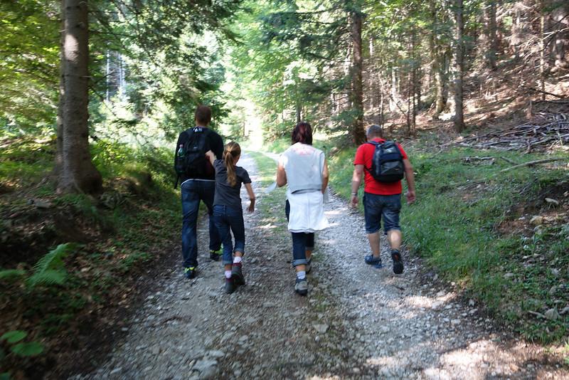 Almkirtag der Bergrettung Pernitz-Neusiedl