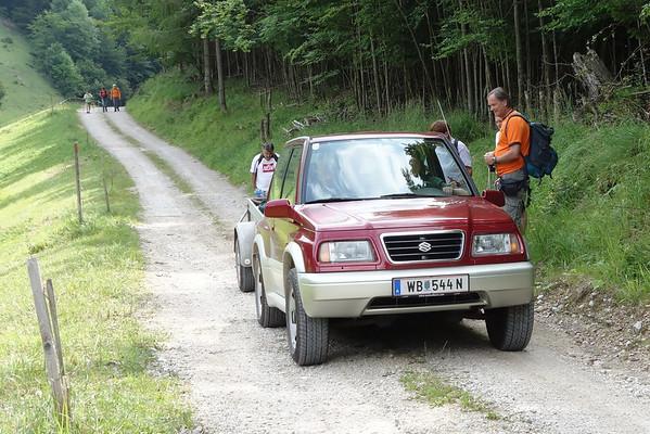 2013-07-13 Wanderung zur Gauermannhütte