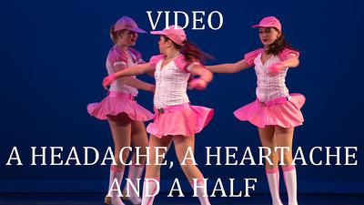 16   A HEADACHE, A HEARTACHE AND A HALF