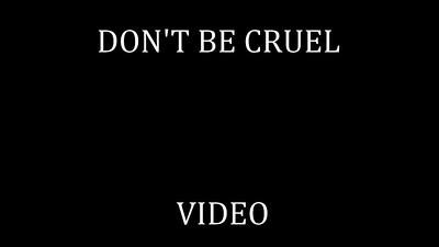 92   DON'T BE CRUEL