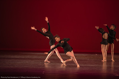 Tiffany's Dance Academy Performing Company Showcase 2013 at Chabot Theater in Hayward, CA on February 23, 2013.