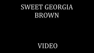42   SWEET GEORGIA BROWN