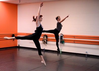 TDA Instructor Training - Kelsey Burke-TDA/TSD; Cole Companion-TDA Ballet
