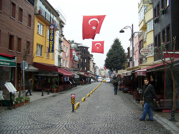 Brian's Istanbul Pictures 2013