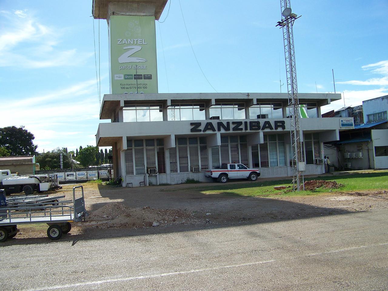 0984- Control Tower at Zanzibar Intl Airport - Zanzabar - Tanzania.JPG