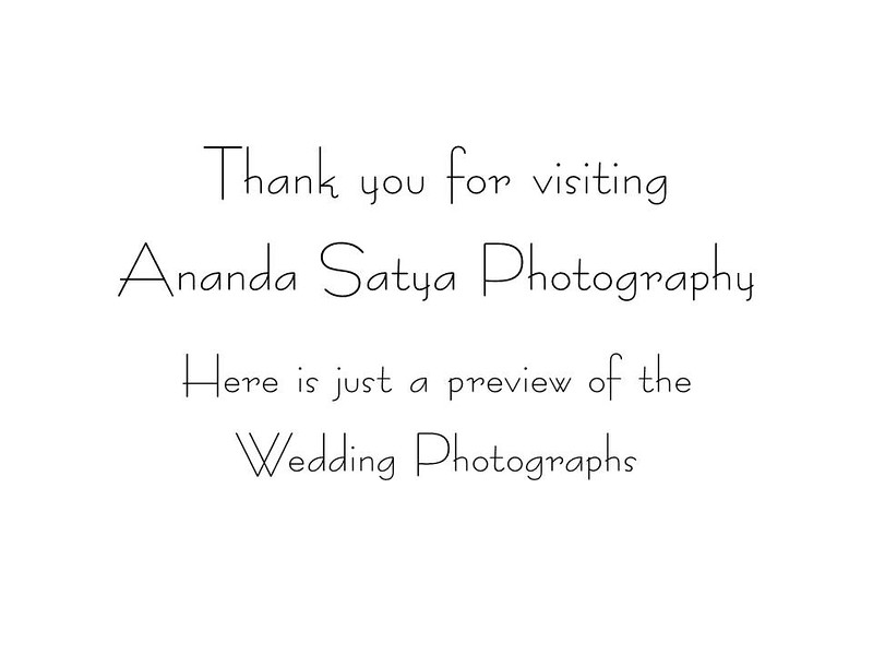 Photography by ANANDA SATYA SPIKE