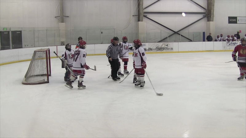 01-05-2013 vs Spokane Americans 3rd Period Part 2