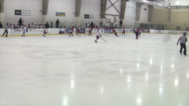 01-05-2013 vs Spokane Americans 1st Period Part 2