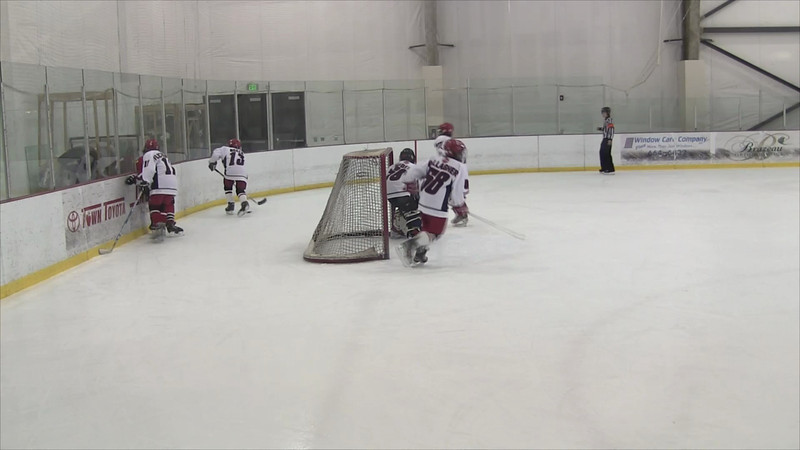 01-05-2013 vs Spokane Americans 3rd Period Part 3