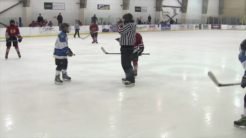 01/05/2013 vs Wenatchee 2nd Period Part 3