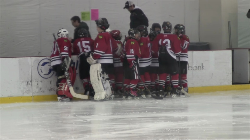 01/05/2013 vs Wenatchee 1st Period Part 1
