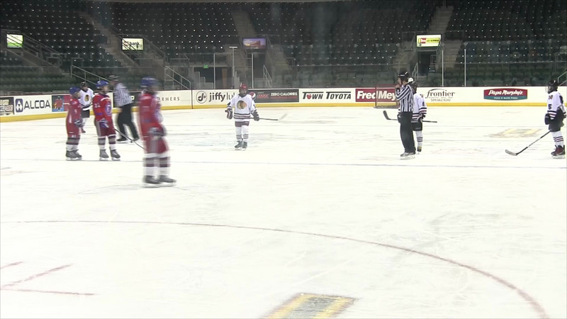 1-6-2013 vs Seattle Admirals 1st Period Part 3