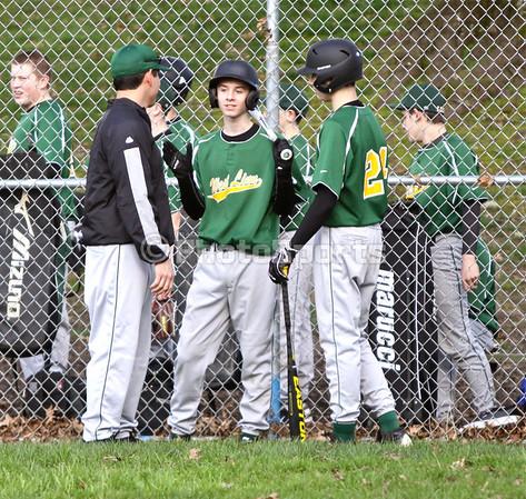2013 West Linn Freshman Baseball
