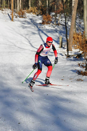 Silver Mine/North American Championships Nordic Combined Races 2013