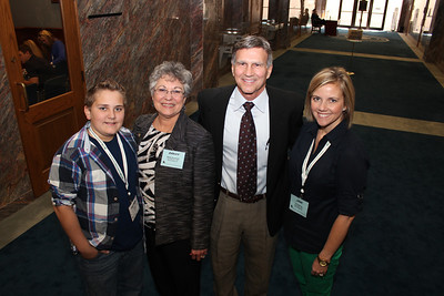 ALEC Chaperones with Senator Dale Erdey