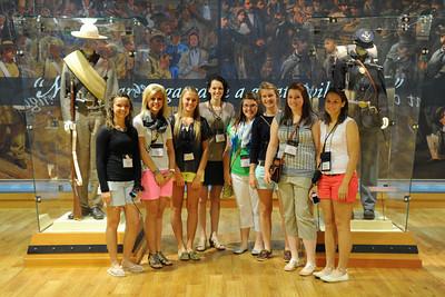 Youth Tour to Washington DC June 15, 2013 43236