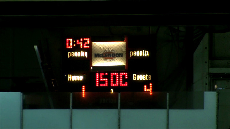 1-12-2013 vs Tacoma Rockets 3rd Period Part 1